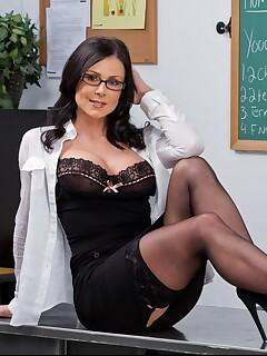 Teacher Nylon Porn Pics