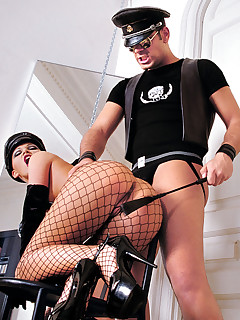 Bondage Nylon Porn Pics