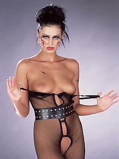 Body Stocking Nylon Porn Pics