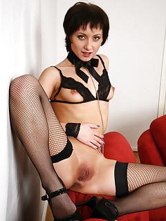 Amateur Nylon Porn Pics