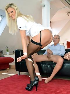 Nurses Nylon Porn Pics