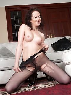Ripped Nylon Porn Pics